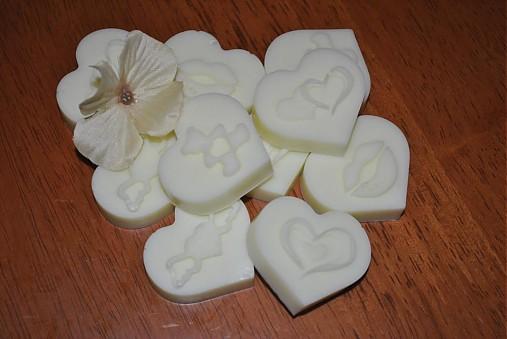 Čo už mááááme... - vanilkové svadobné mydielka pre svadobčanov