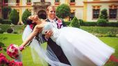 Diamantový balíček svatebního fotografování,