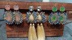 Handmade náušnice,
