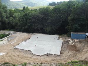 A takto to vyzerá z nášho kopca