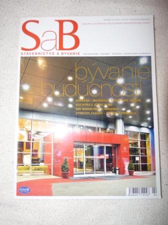 casopisy o byvani SaB 2x - Obrázok č. 3