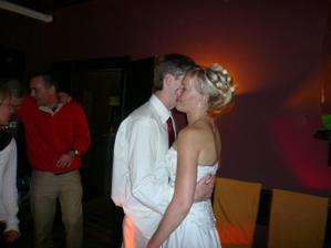 a tančili jsme i s manželem