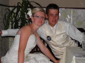 zatím jedna z vlastních foto :)...manželé Burdovi