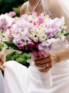 Moja fialova svadba - Tiež peknučka a tuším su tam aj moje najobľúbenejšie kvety - frézie
