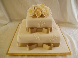 svadobna torta 1