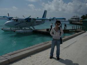 svatební cesta - Maledivy
