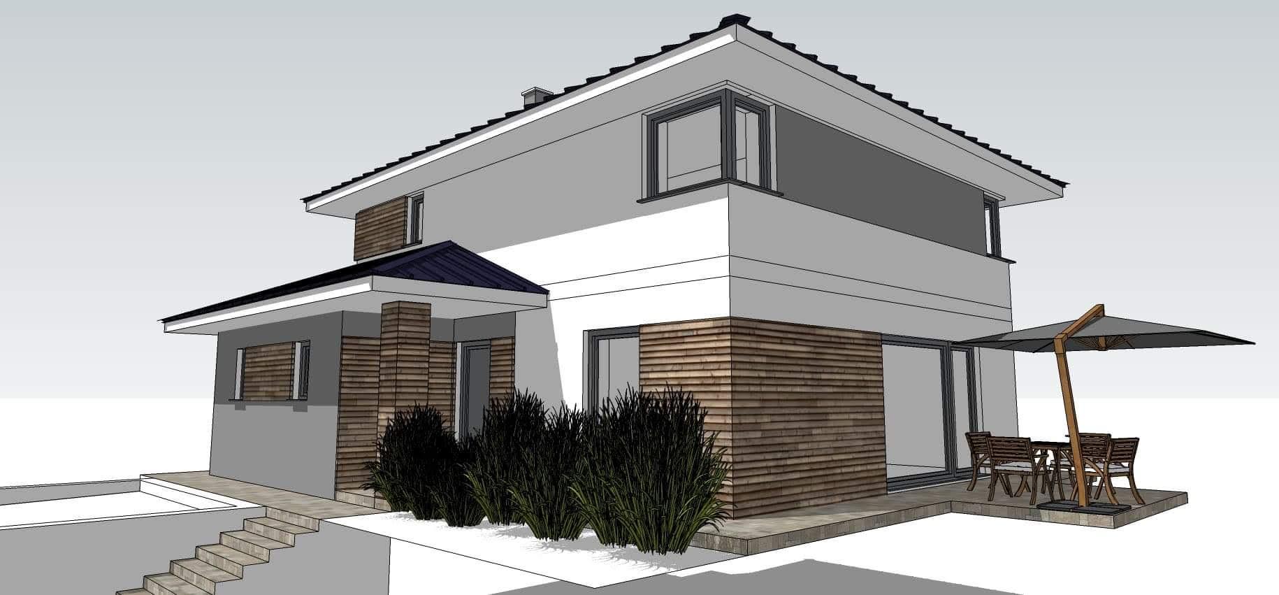 Náš domček ❤️🏡 - Projekt