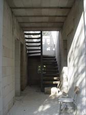 Provizorni schody