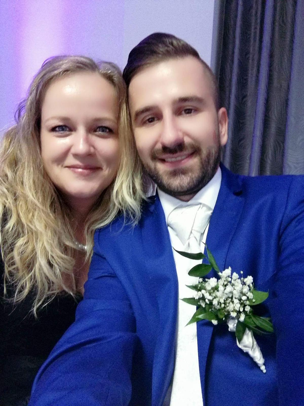 Bára{{_AND_}}Bohuško - Švagrinká s mojim mužíčkom :-)