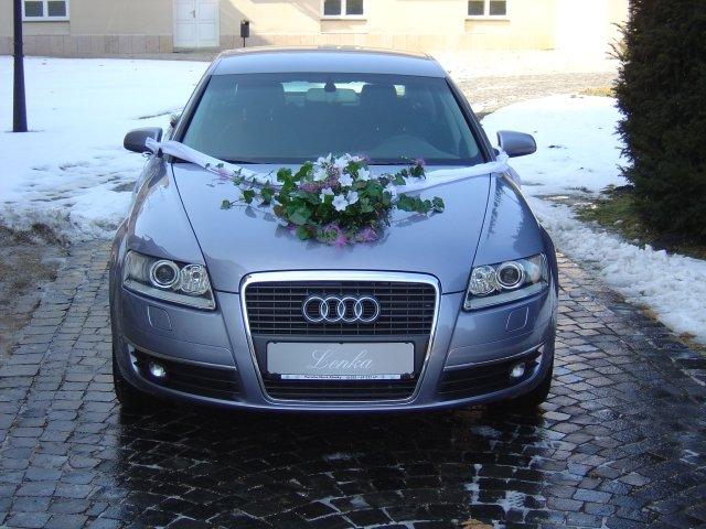 Vyzdoby svadobných  áut - Obrázok č. 99