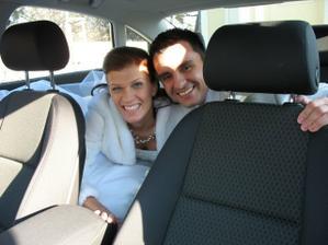 najšťastnejší pár pod slnkom :-)