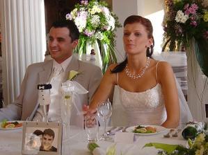 hrdý manželský pár :-)
