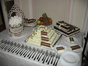 tortový stôl