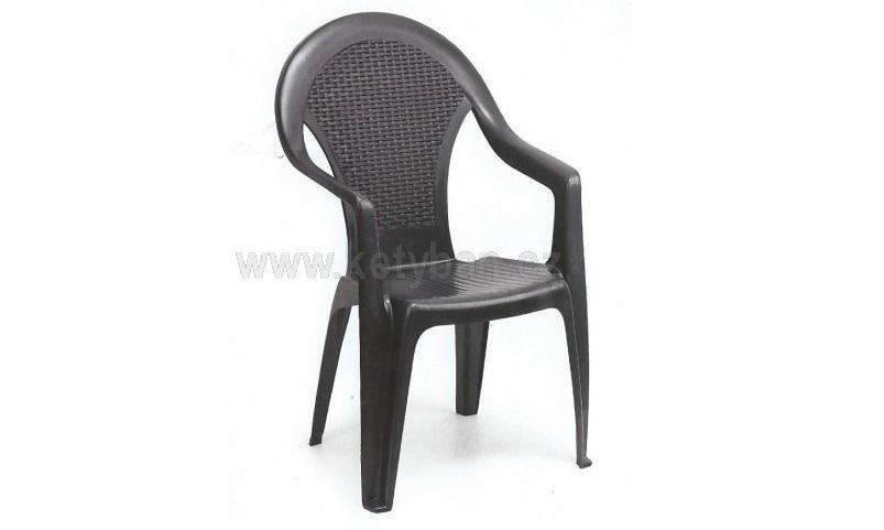 Zahradní nábytek na super ceny - Zahradní židle Giglio