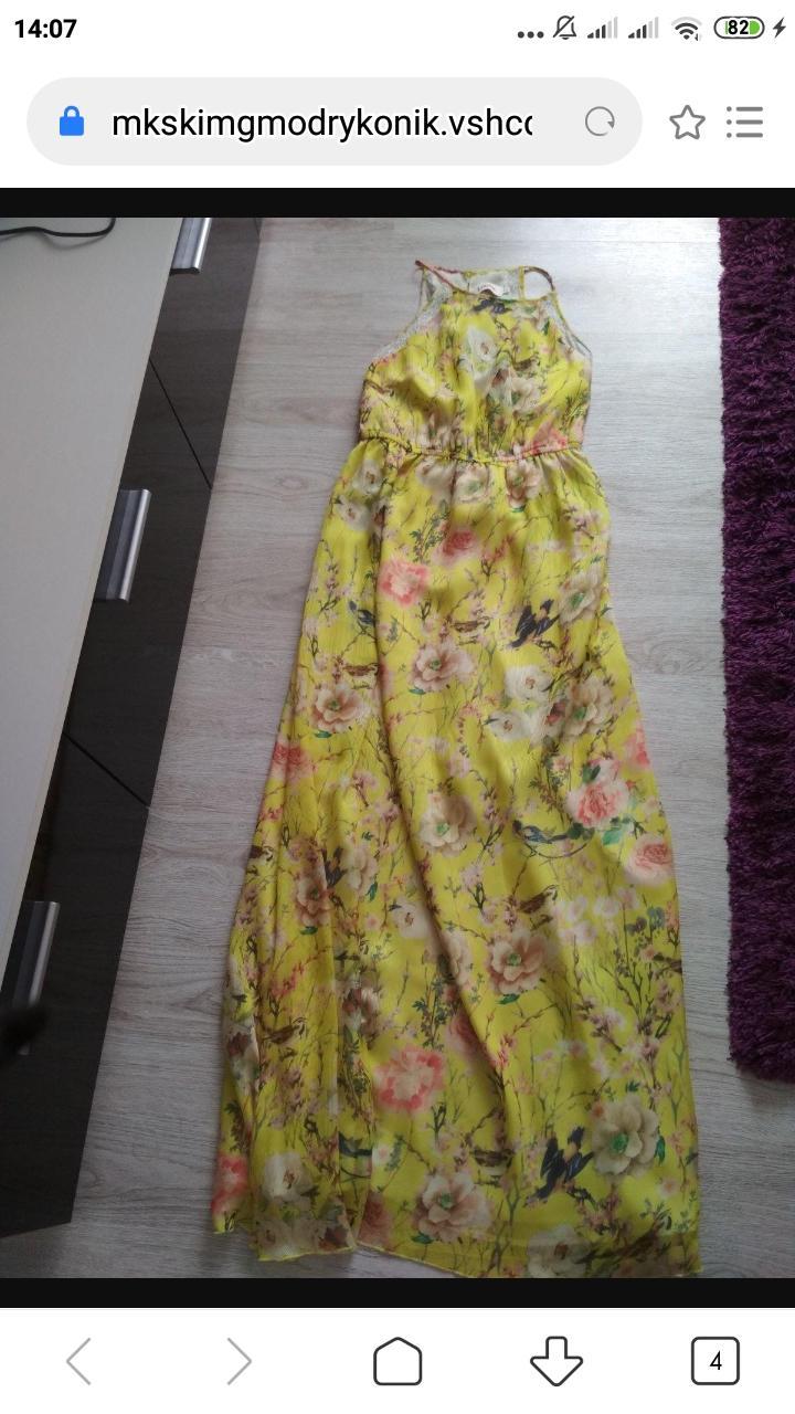Dlhé šaty - Obrázok č. 3