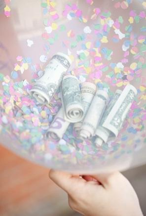 Ako originálne darovať peniaze či žreby + originálne darčeky - Obrázok č. 22