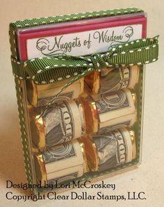 Ako originálne darovať peniaze či žreby + originálne darčeky - Obrázok č. 39