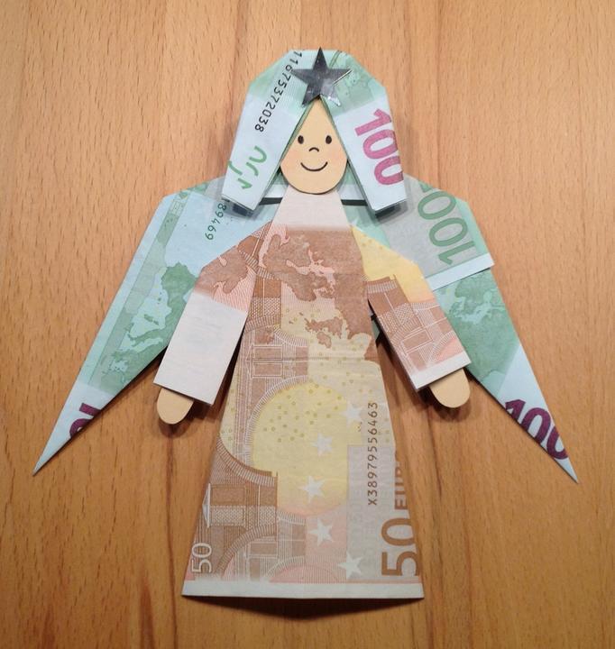 Ako originálne darovať peniaze či žreby + originálne darčeky - Obrázok č. 43