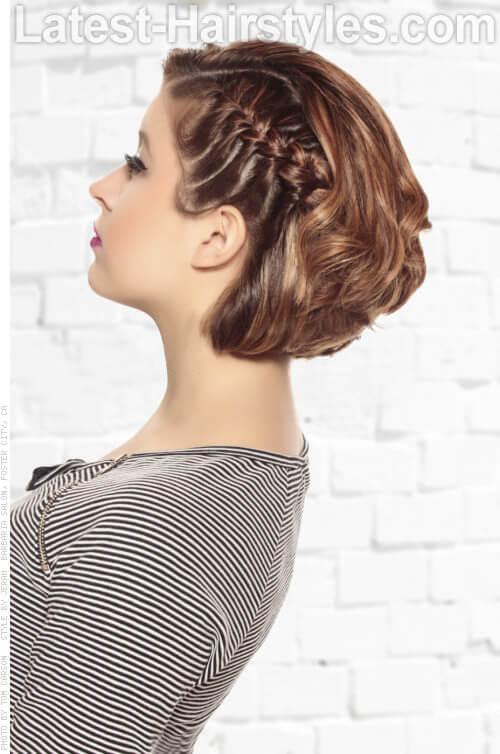 Krátke vlasy vs. nevesta bez závoja - Obrázok č. 5