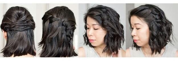Krátke vlasy vs. nevesta bez závoja - Obrázok č. 8