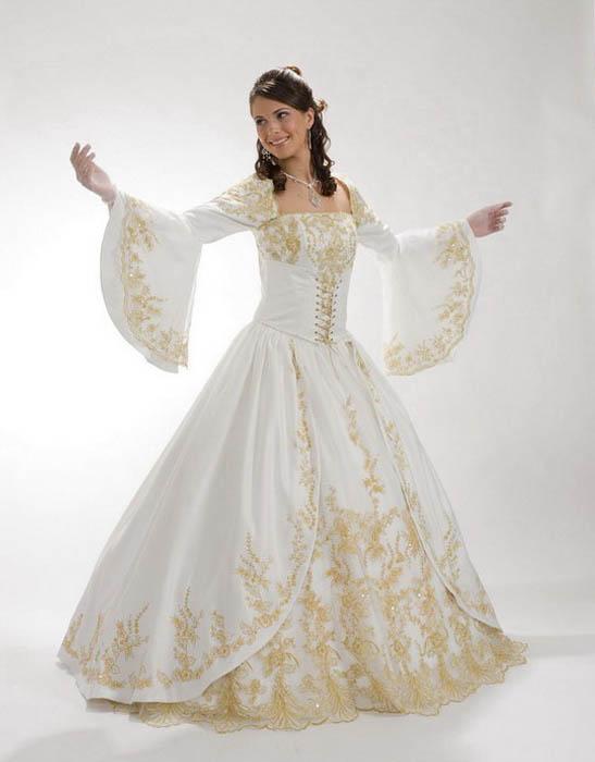 Šaty.....Zaujímavé, originálne, či extravagantné? - Obrázok č. 30