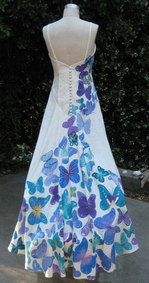 Šaty.....Zaujímavé, originálne, či extravagantné? - Obrázok č. 63