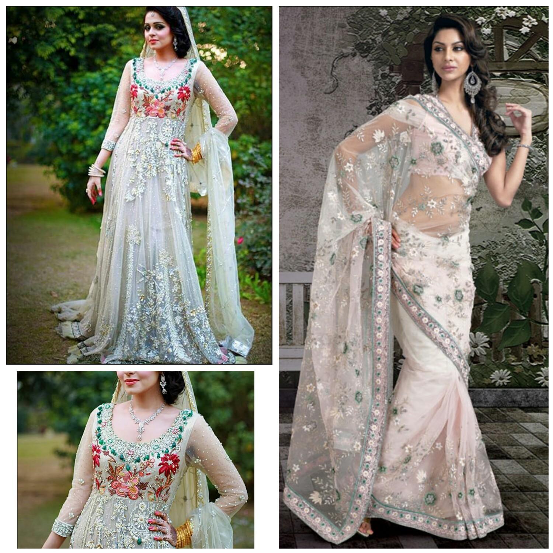 Šaty.....Zaujímavé, originálne, či extravagantné? - Aj indické nevesty majú svoje čaro...