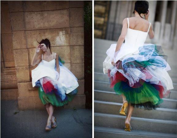 Šaty.....Zaujímavé, originálne, či extravagantné? - Obrázok č. 75