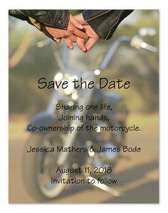 Svadba v štýle motoriek - Obrázok č. 3