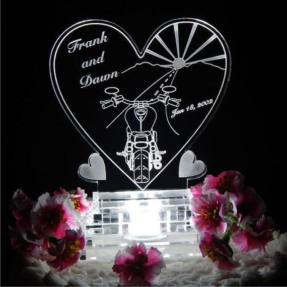 Svadba v štýle motoriek - Obrázok č. 21