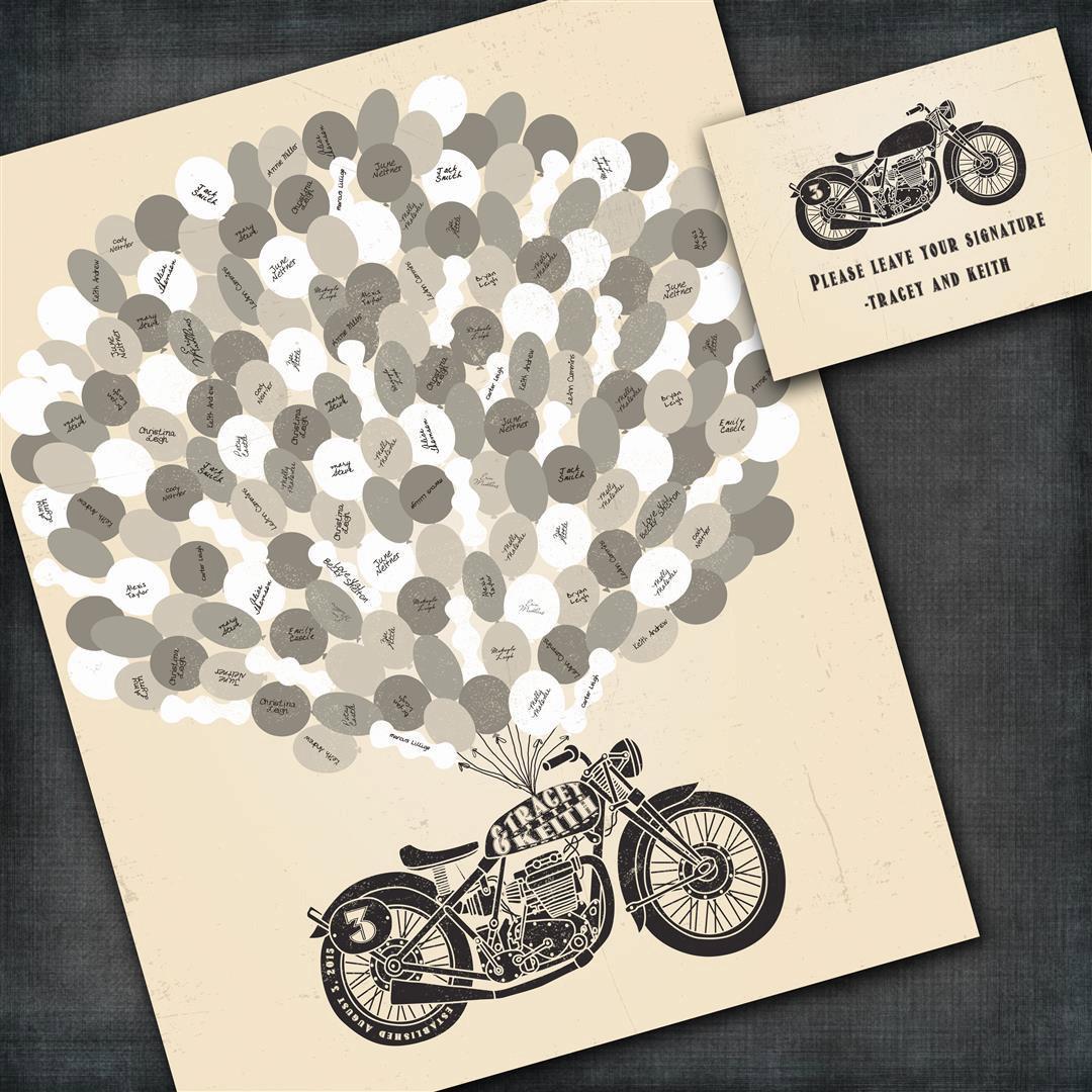 Svadba v štýle motoriek - Obrázok č. 28