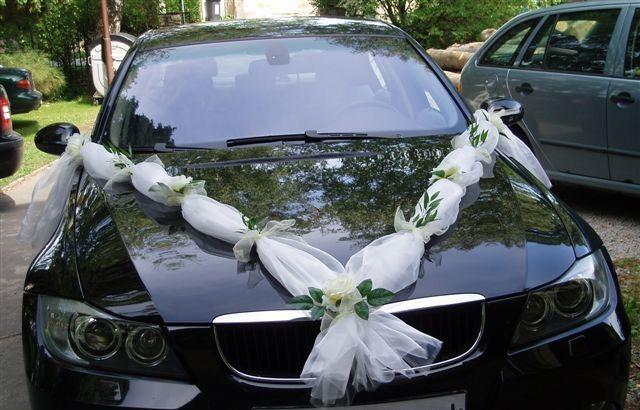 8. 9. 2007 Mája a Romik - auto nevěsty