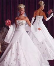 moje svatební šaty - salón ORFEA