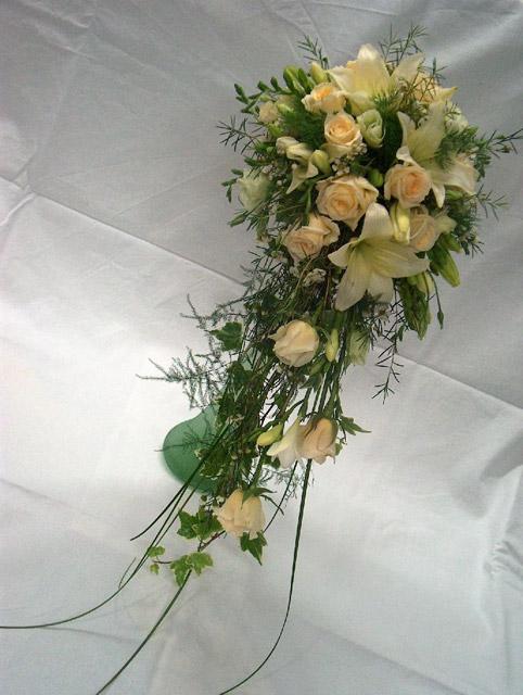 Natalka a Matko - takato by mohla byt, len ruzove ruzicky a tulipany...