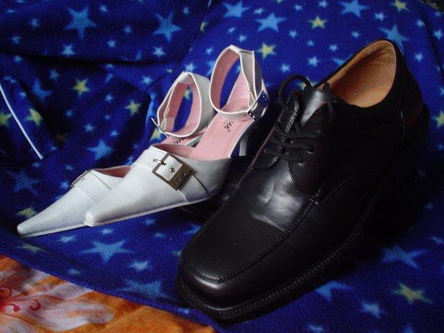 Natalka a Matko - naše topánočky