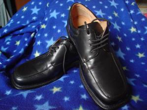 ženíchové topánočky