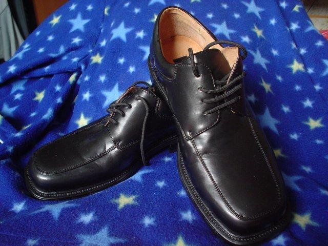 Natalka a Matko - ženíchové topánočky