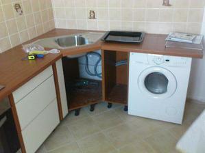 dres a práčka