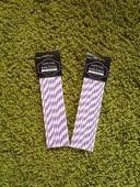 fialová brčka,