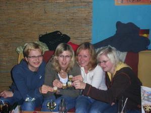 holky jdeme na pivo :-)