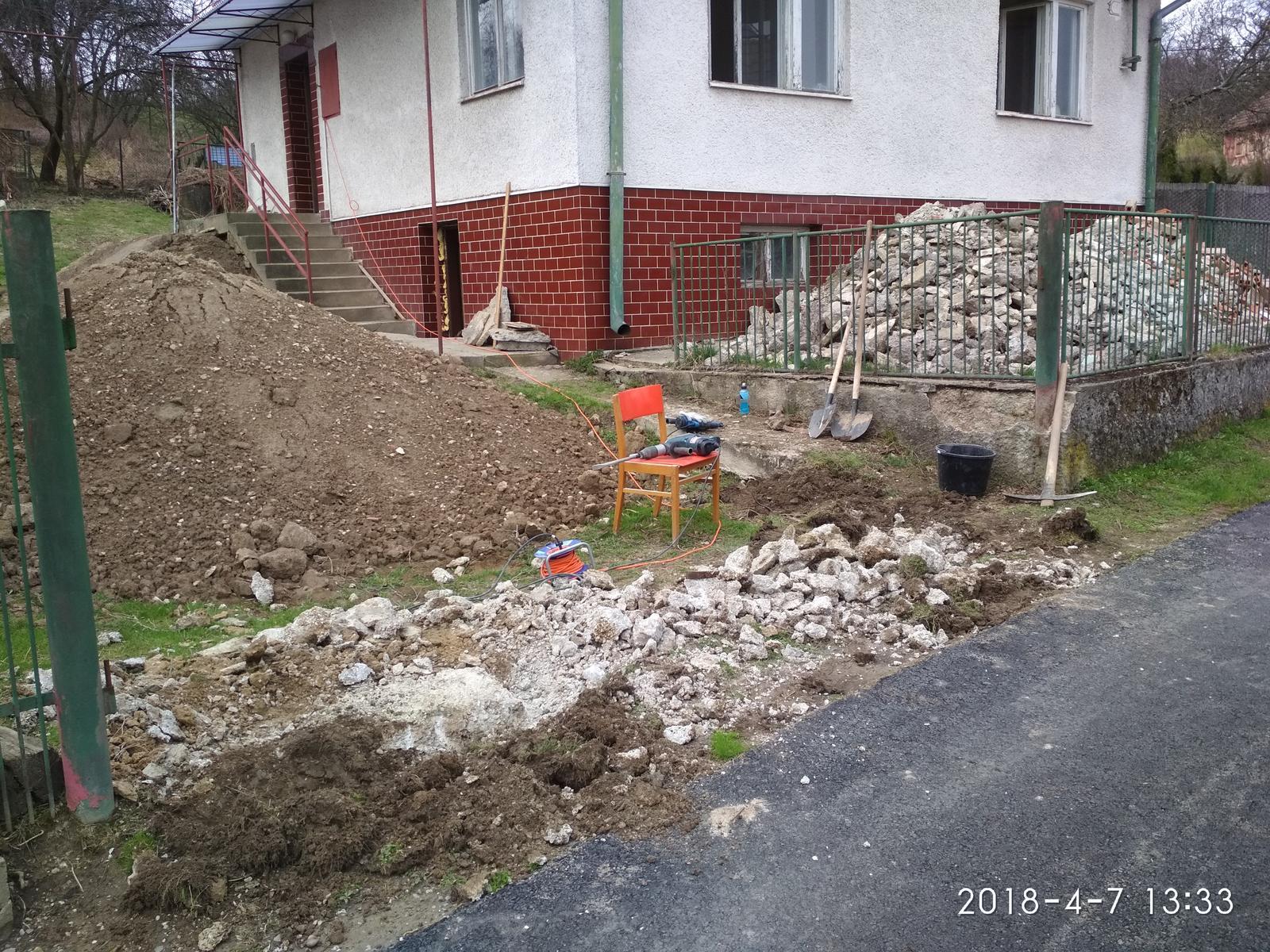 RD Ličartovce rekonštrukcia - Obrázok č. 12