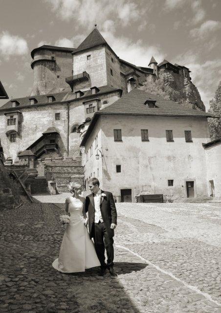 Fotenie na Orave - Oravsky hrad -ospravedlnujem sa za copy