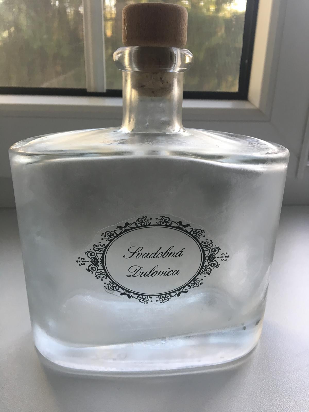 Samolepky na fľašky - Obrázok č. 1