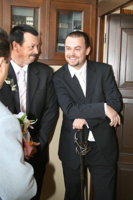 Mária Reguliová{{_AND_}}Ľubomír Kováčik - otec a syn :)