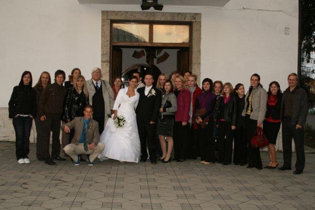 Mária Reguliová{{_AND_}}Ľubomír Kováčik - so zborom