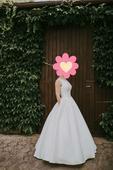 Romantické svadobné šaty, 34