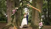 Svatební klip,