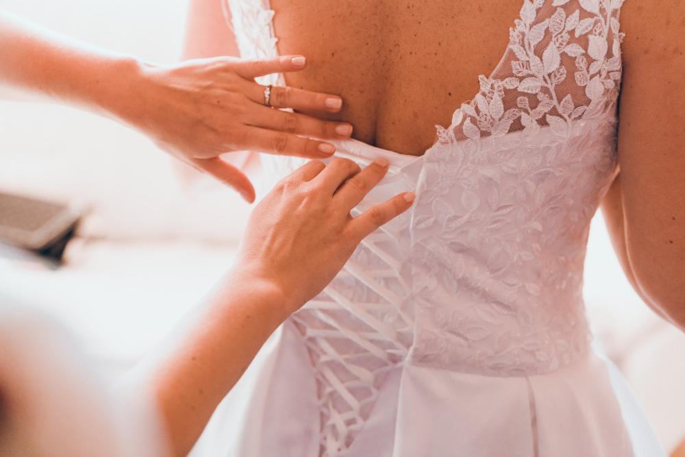 Svatební šaty Madora 38-42 - Obrázek č. 1