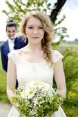 Značkové svadobné šaty Rosa Clara, 36
