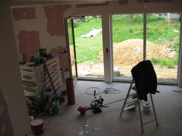 Rd - 8.5.2010 kosíme pozemek